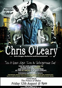 Chris O'leary